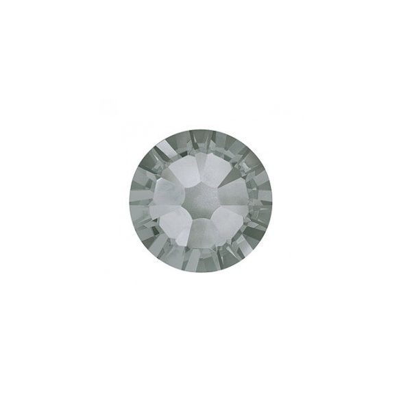 Piedras grandes de cristal Swarovski, color grafito 100 und