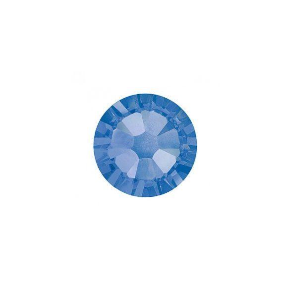 Piedras grandes de cristal Swarovski, color azul oscuro 100 und