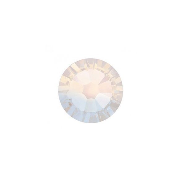 Piedras de cristal Swarovski, color blanco 100 und