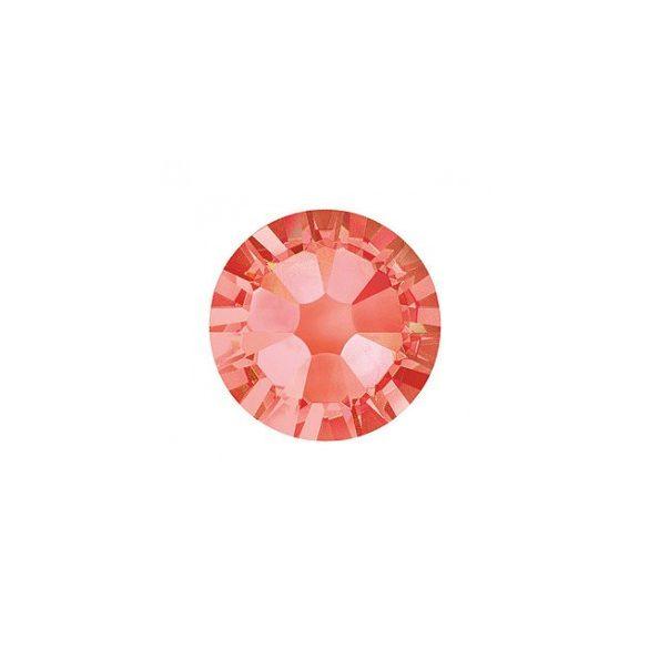 Piedras de cristal Swarovski, color padparacha 100 und
