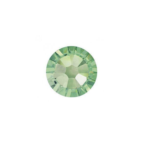 Piedras de cristal Swarovski, color crysolite 100 und